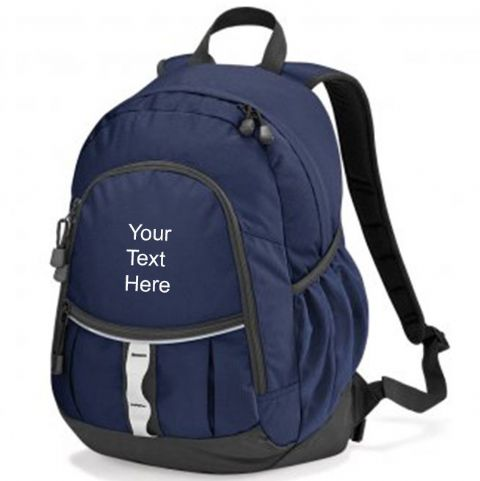 Personalised Backpack All Purpose Pursuit Bag